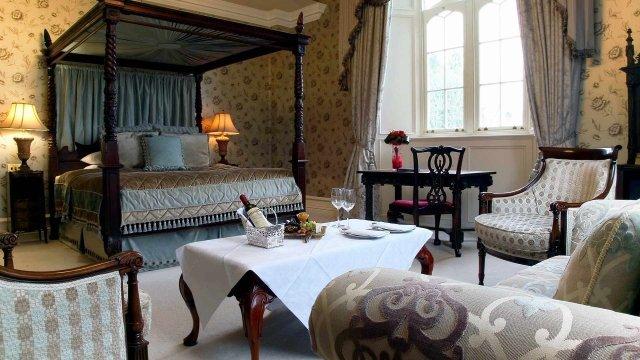 Castle Rooms Castle Accommodation Ireland Kilronan Castle Hotel Roscommon