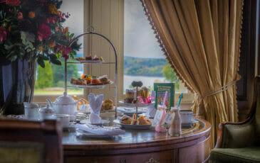 The Kilronan Castle Afternoon Tea Experience